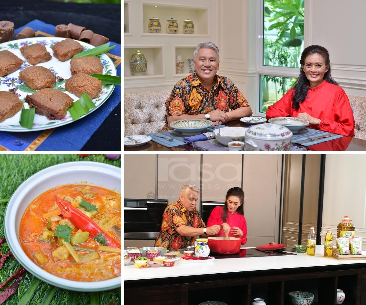 Permalink to Louisa Chong Teringat Kuah Lodeh Masakan Ibu Mentua. Sedap Sampai Dihirup